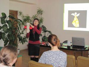 мастер класс по изготовлению традиционной русской куклы Голик М.А